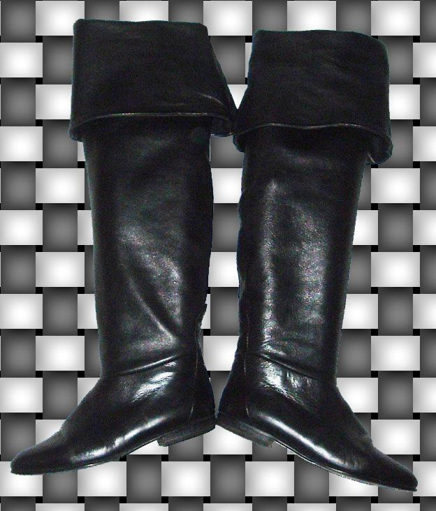 ebay leather flat heeled otk boots continue to sell well