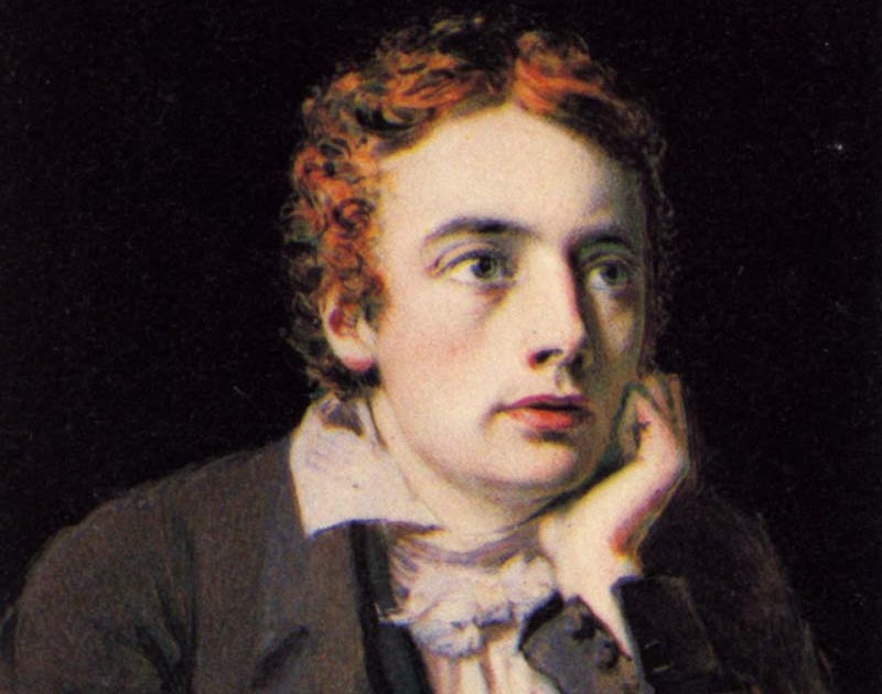 """an analysis of the poetic form and descriptive language by the poet john keats John keats's """"this living hand  this short poem by john keats—just seven and a half lines of blank verse—was most likely written  death—the poet's,."""