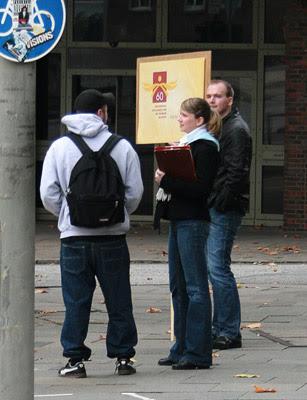 Scientologys Jugend für Menschenrechte