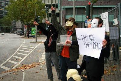 hupen gegen Scientology