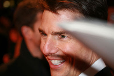 Anonymous fotografierte Tom Cruise