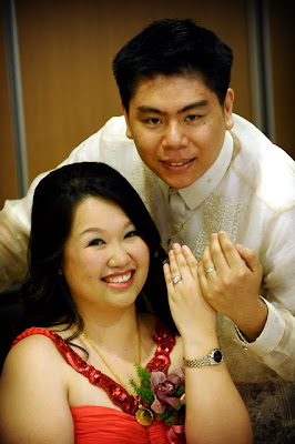 Ting hun wedding