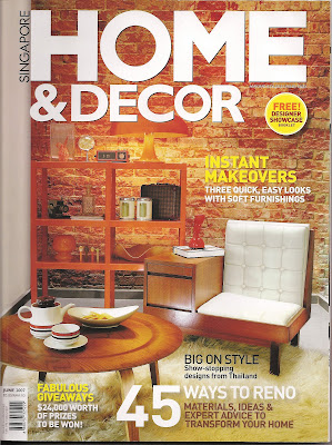 Home  Decor Magazine on Home   Decor Magazine  June 2007 Edition