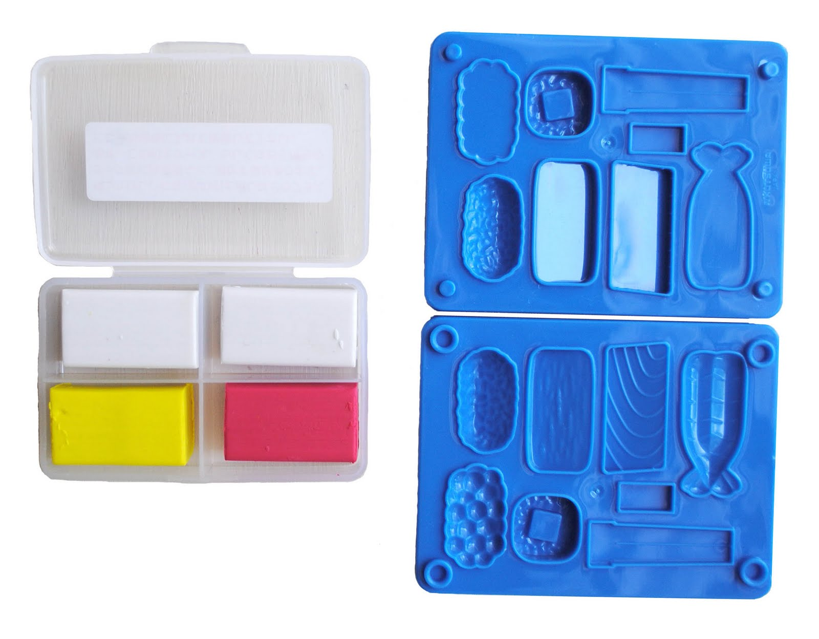 how to make erasers without eraser clay