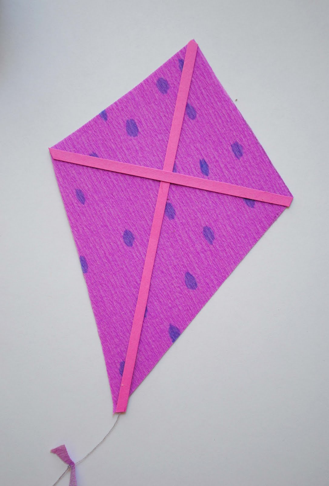 homemade kites images reverse search