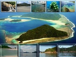 info Kepulauan Riau: Geografi dan Wilayah Kab Kep Anambas