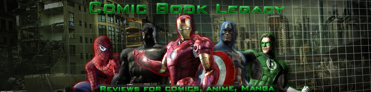 Comic Book Legacy