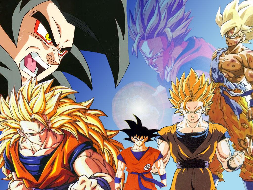 Dragon Ball Z Anime Characters : Comic book legacy top anime characters goku