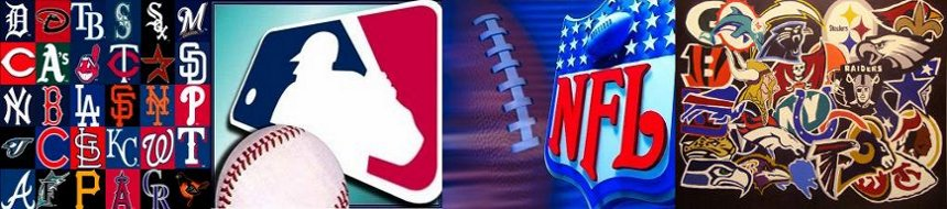 MLB and NFL