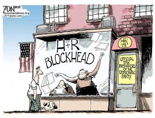H&R Blockhead