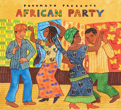 Giveaway – African Party