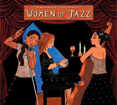 Giveaway: Women of Jazz
