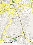 Mapa da casa do Adenir