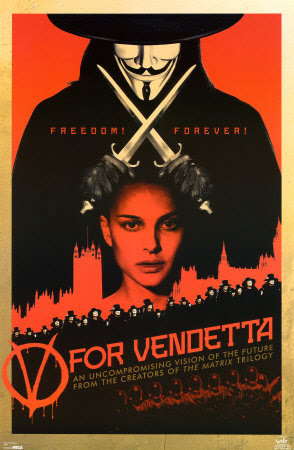 Pemain V For Vendetta