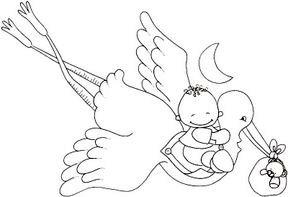Decoração do cantinho do Bebê