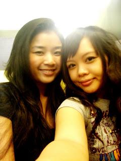 delilah and carlissa friends reunion warisan square kota kinabalu sabah