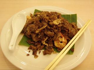 review food place la manila warisan square kota kinabalu sabah