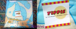 sale shopping pillow fleece blanket kota kinabalu sabah