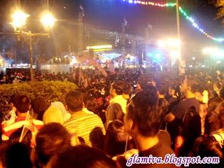 celebration malaysia day at sabah kota kinabalu 2010