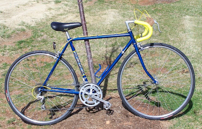 Peugeot Bicycle Parts on The Same Guy Also Had This Peugeot Road Bike Listed  But I Believe It