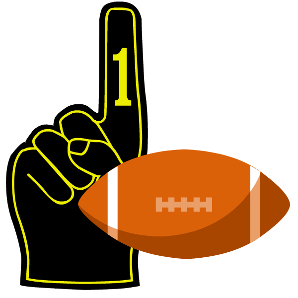 free clip art football game - photo #16