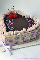My Chic Choc Cake