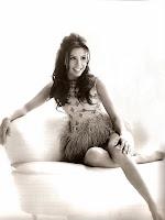 Eva Longoria Glamour Magazine Photoshoot