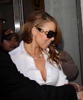 Mariah Carey Busty Candids