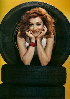 Alyson Hannigan Photoshoot