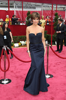 Lisa Rinna at The Oscars