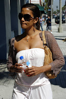 Halle Berry Candids