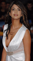 Konnie Huq Cleavage Shots