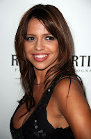 Vida Guerra Cleavage Shots