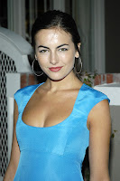 Camilla Belle Cleavage Shots