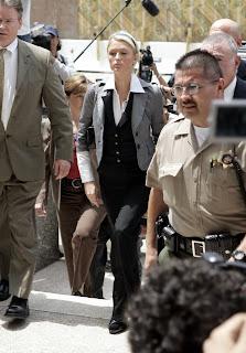 Paris Hilton Gets Sent Down