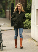 Heather Graham Candids