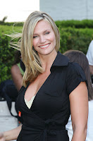 Natasha Henstridge Cleavage Shots