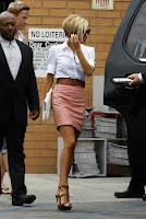 Victoria Beckham Candids