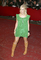 Natasha Bedingfield in Boots