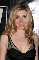 Sarah Chalke in a Little Black Dress