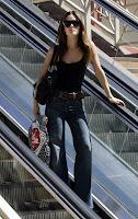 Rachel Bilson Shopping Candids