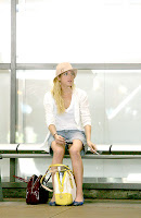 Brittany Snow Leggy Candids