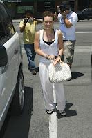 Hilary Duff Candids