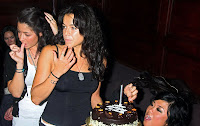 Michelle Rodriguez Loves Eating Pie