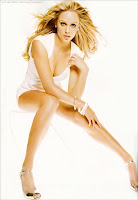 Laura Vandervoort Stuff Magazine Cover Shoot