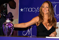 Mariah Carey Big Cleavage