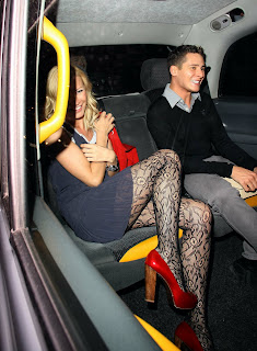 Denise Van Outen in Pantyhose