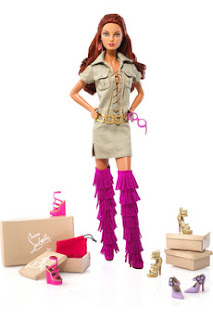 Louboutin Barbie