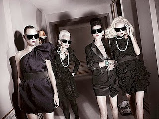 Lanvin for H&M – Fashion Show video