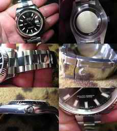 HOT ITEM FOR SALE - rolex datejust II (SOLD)